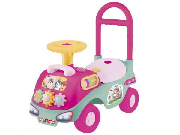 CAVALCABILE ELETTRONICO GIRL - BABY SMILE - Giochi cavalcabili non a pedali