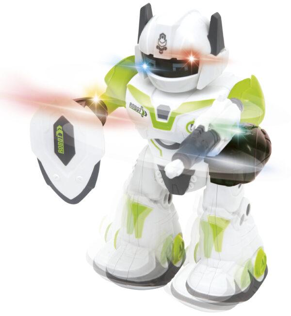 SPACE ROBOT    INVINCIBLE HEROES
