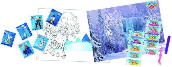 Didò MODELLANDIA Frozen, Colori Assortiti