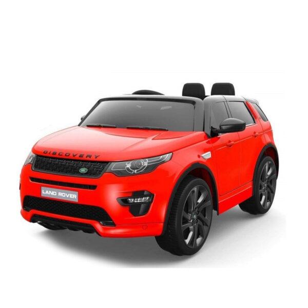 Macchinina Elettrica Lamas Toys Land Rover Discovery Bianco con Telecomando