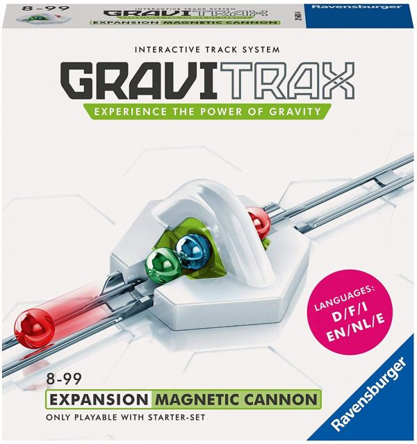 Ravensburger Gravitrax Magnetic Cannon - Gioco Logico-Creativo