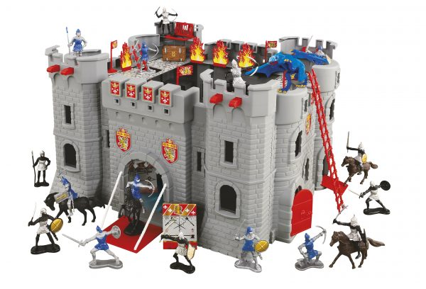 PLAYSET CASTELLO MEDIEVALE    SUPERSTAR
