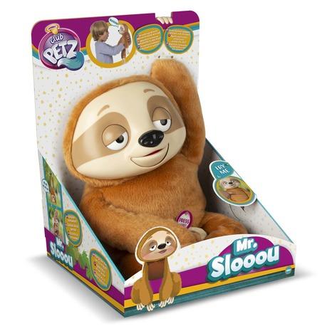 Club Petz Mr Slooou Bradipo