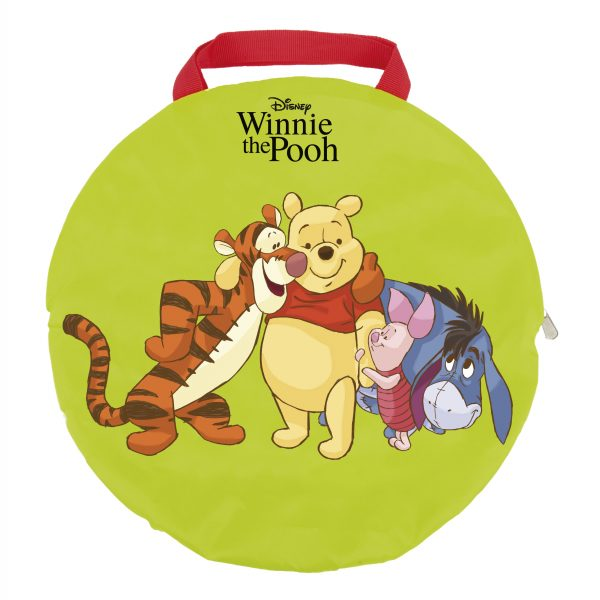 WINNIE THE POOH ACTIVITY CENTER BABY SMILE