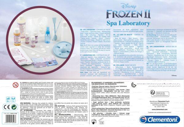 Frozen 2 - Spa Lab