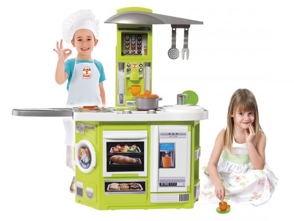 CUCINA CON ACCESSORI LET'S COOK SUPERSTAR