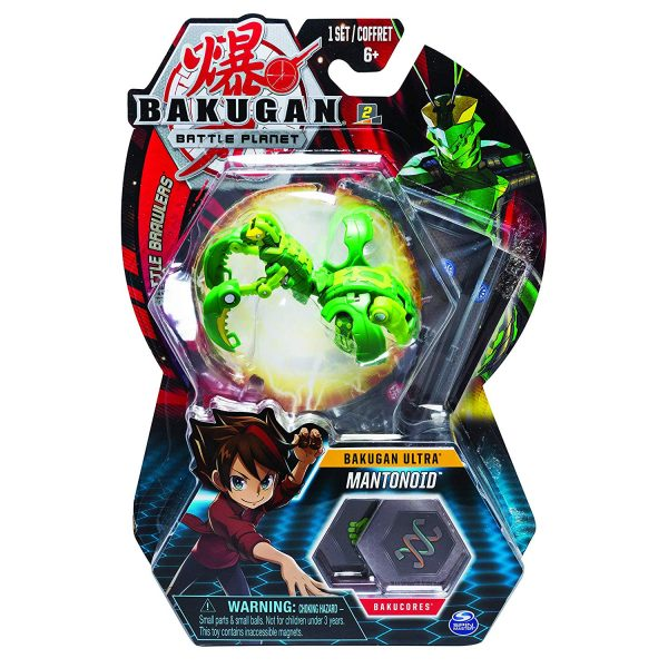 BAKUGAN - Ultra Ball 1 Pack Assortito    BAKUGAN