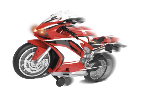 MOTOR&CO Moto luci e suoni Rock MOTOR & CO.