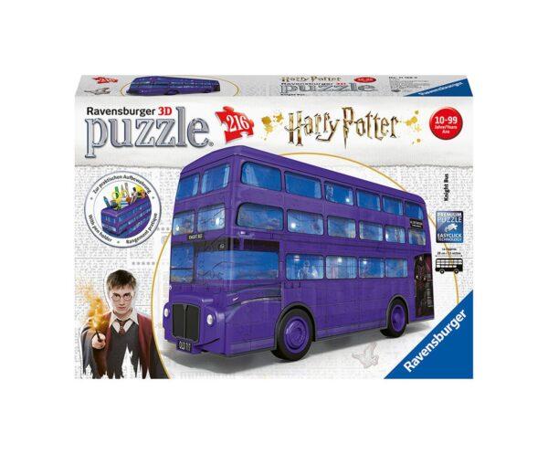 Ravensburger Nottetempo Harry Potter