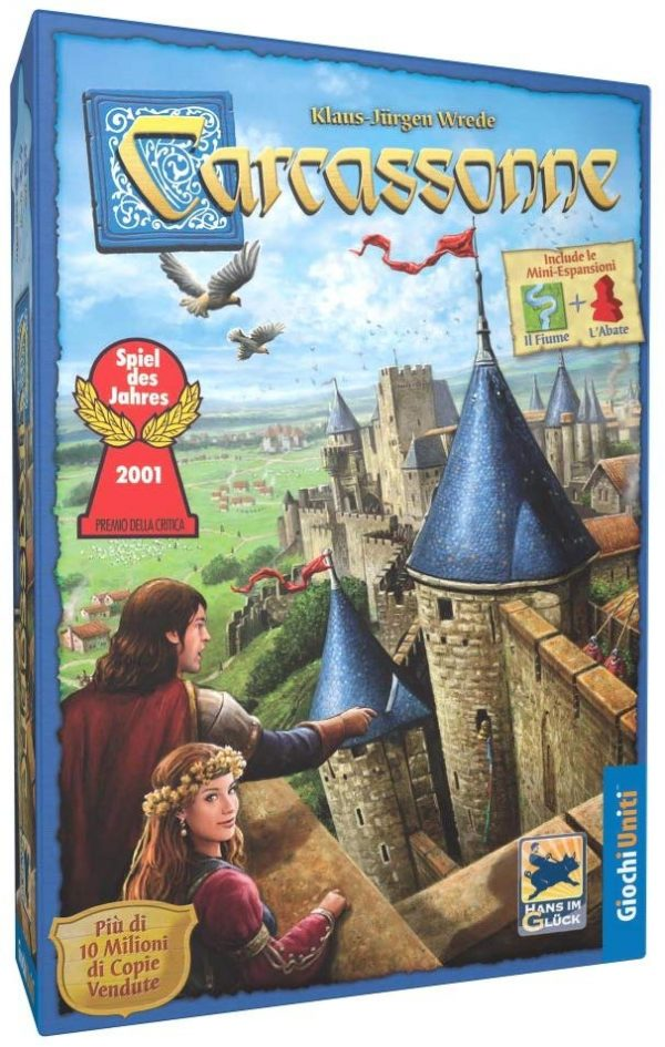Giochi Uniti Carcassonne
