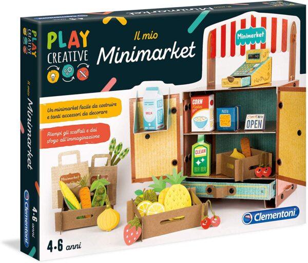 Clementoni - Play Creative - Il Mio Minimarket