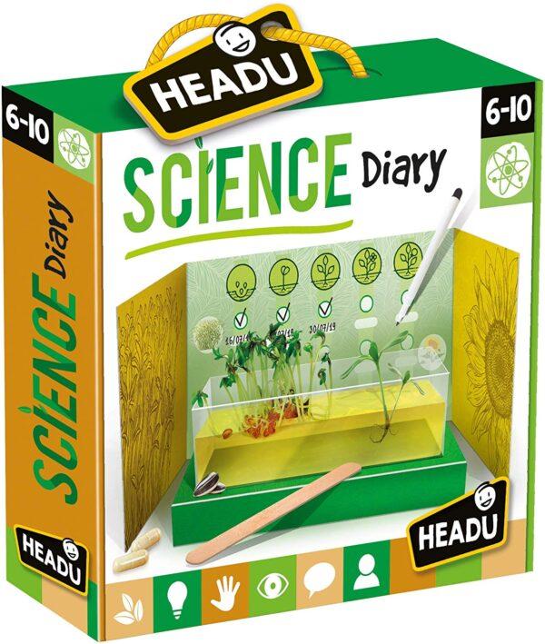Headu Science Diary