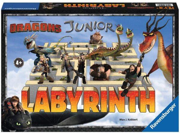 Ravensburger Dragons Junior Labyrinth Viaggio/avventura Bambini