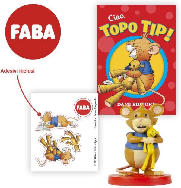 Personaggio sonoro Topo Tip – 5 storie sonore Ciao, Topo Tip! Unisex 12-36 Mesi, 3-4 Anni, 3-5 Anni