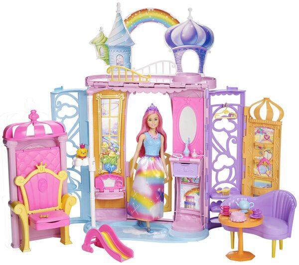 Castello della Baia Arcobaleno  Femmina 3-4 Anni, 3-5 Anni, 5-7 Anni, 5-8 Anni
