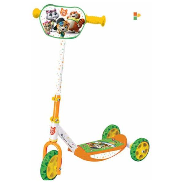 Simba Toys Monopattino 3 ruote 44 Gatti