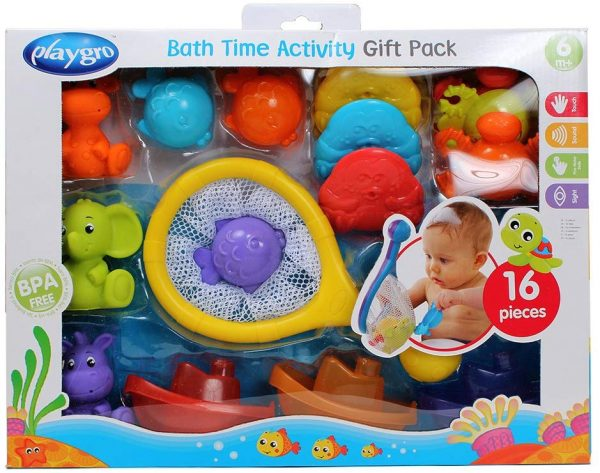Playgro Pacchetto attività da bagno (completamente sigillato)