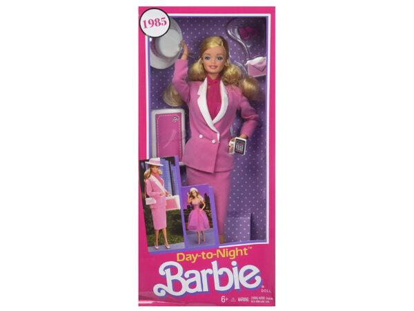 Barbie collectors - Giorno e Sera, una riproduzione originale da collezionare - FJH73 Barbie Femmina 12+ Anni, 5-8 Anni, 8-12 Anni ALTRI