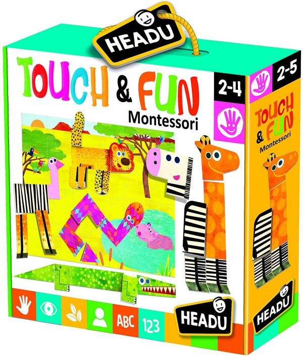 Headu Montessori Touch & Fun