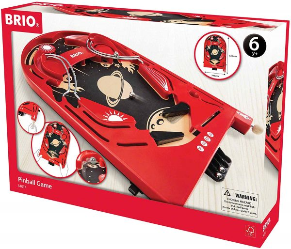 Brio-Space Safari Flipper