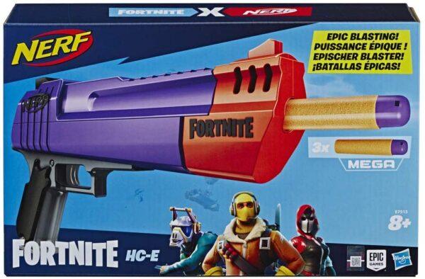 Nerf Fortnite HC-E Mega Dart Blaster NERF