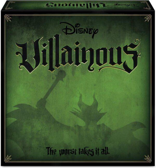 Ravensburger Disney Villainous Gioco didattico Bambini