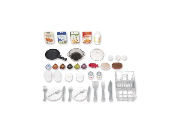 SMOBY Cucina Studio XXL Bubble Tefal - Cucine e accessori per cucina - Giochi di emulazione, di modellismo, educativi - Giocattoli Unisex 12-36 Mesi, 12+ Anni, 8-12 Anni ALTRI