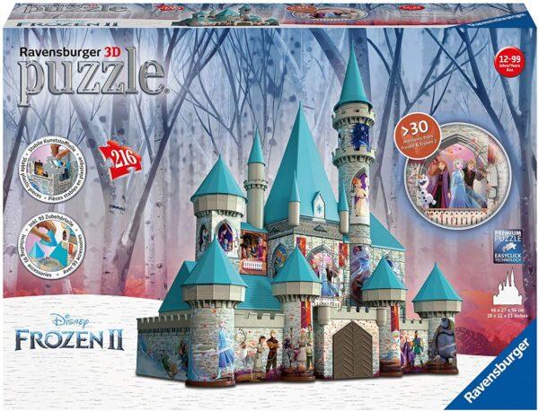 Ravensburger Castello frozen 2 3D