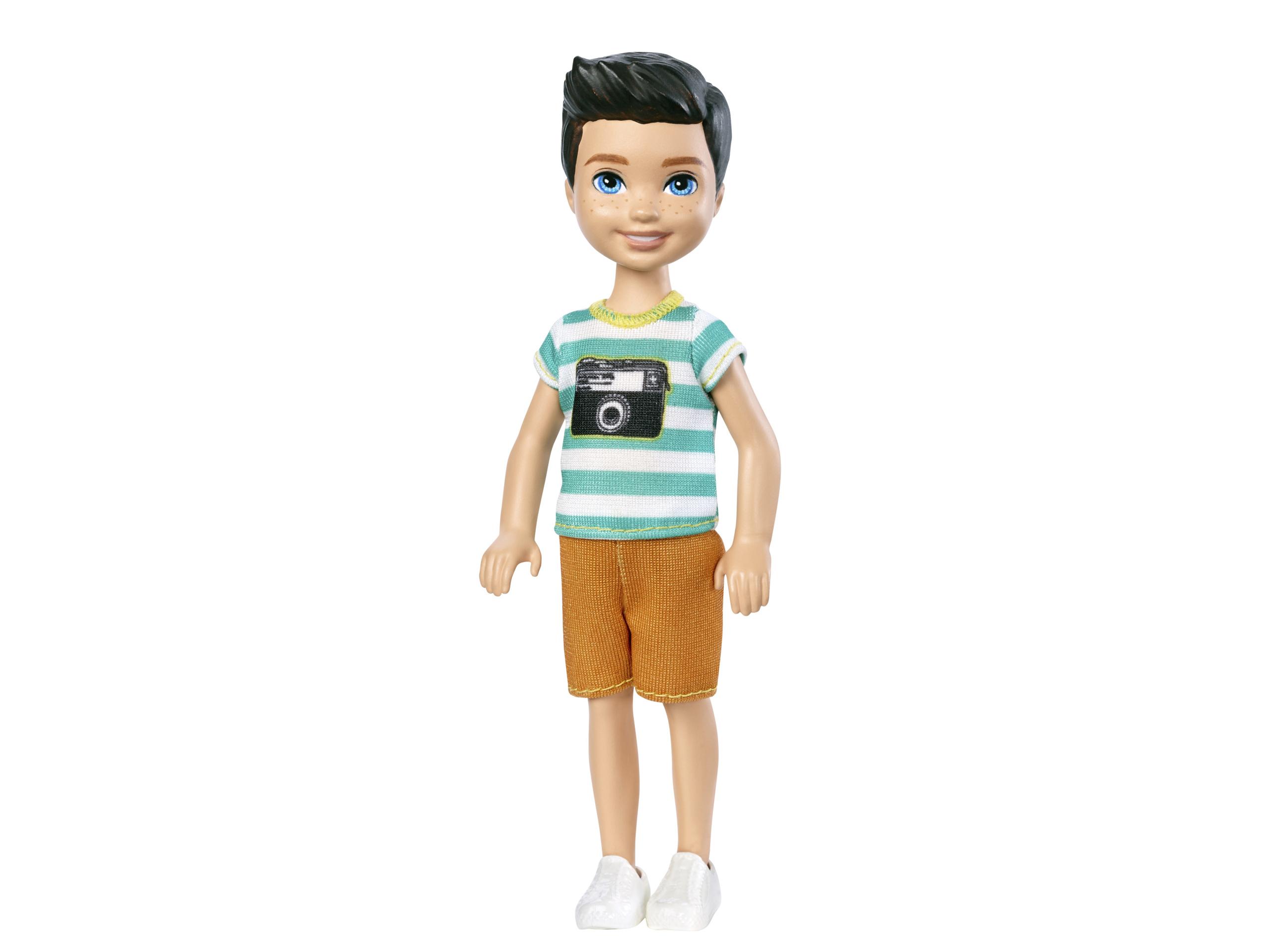 Barbie - Club Chelsea castana - Toys Center