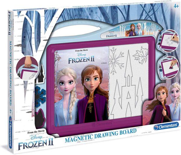 Clementoni Disney Frozen 2 - Lavagna Magnetica