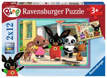 Ravensburger 07618 puzzle 12 pezzo(i)