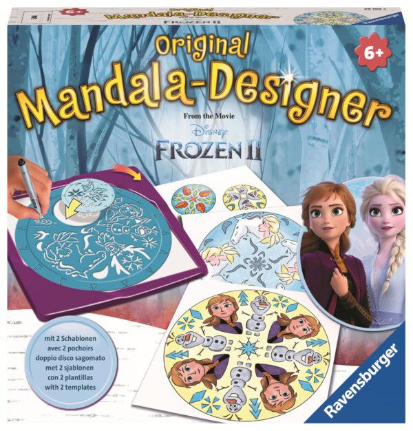 Ravensburger Mandala designer frozen 2
