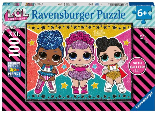 Ravensburger Puzzle 100 LOL