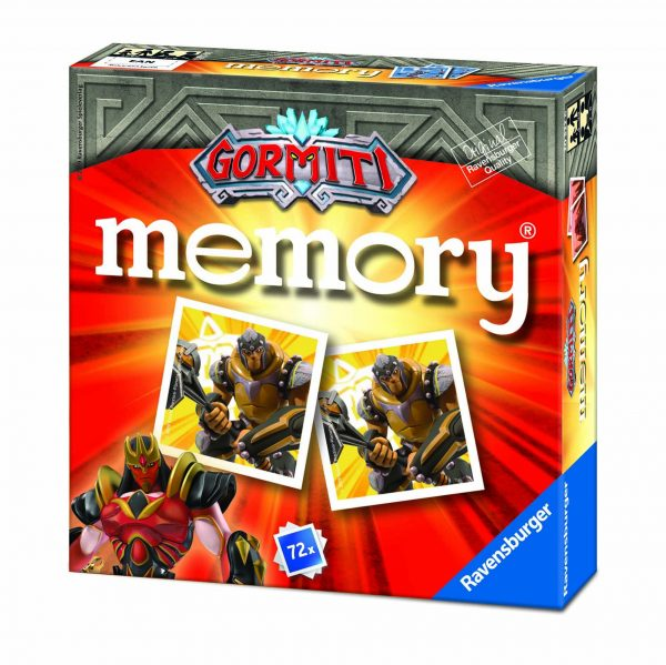 Ravensburger Memory Gormiti