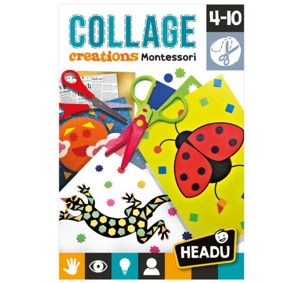 Headu Collage Creation Montessori