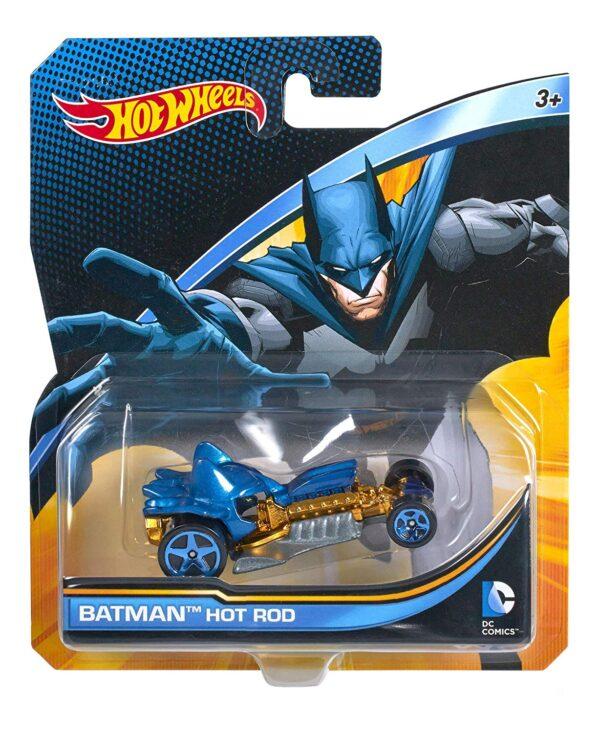 Hot Wheels DC Comics 1:64