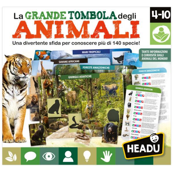 Headu La Grande Tombola degli Animali