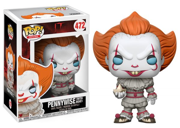 FUNKO POP Movies: IT - Pennywise w/ Boat