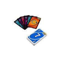 Mattel Games UNO Flip Gioco di carte a eliminazione
