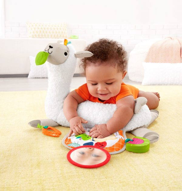 Fisher-Price Morbido Lama Cresci con Me    FISHER-PRICE