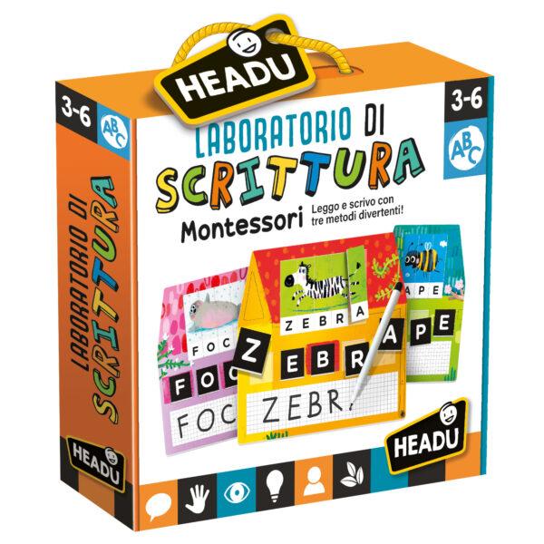 Headu Laboratorio di Scrittura Montessori