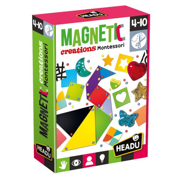 Headu Magnetic Creations Montessori
