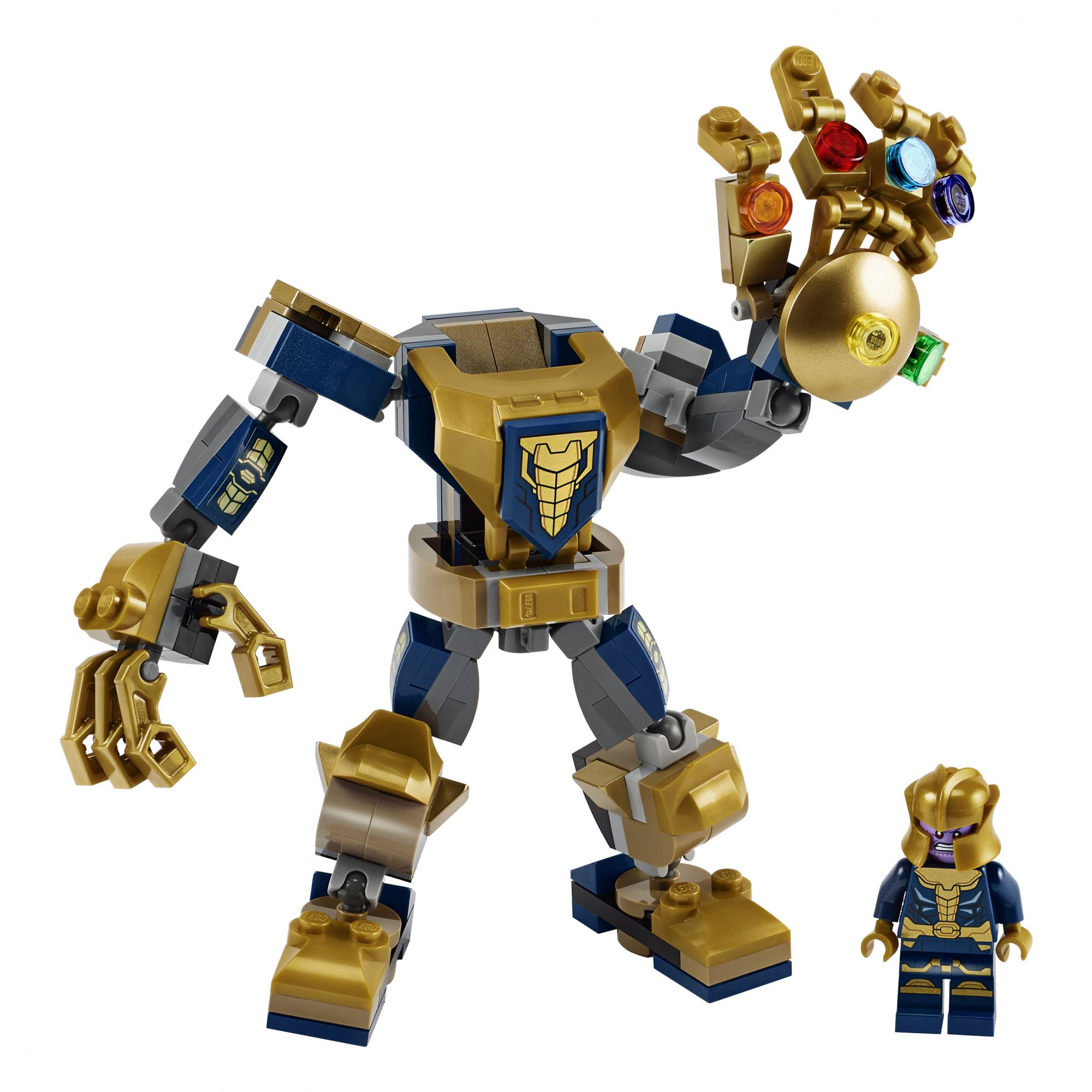 LEGO Marvel Avengers Movie 4 Mech Thanos - 76141