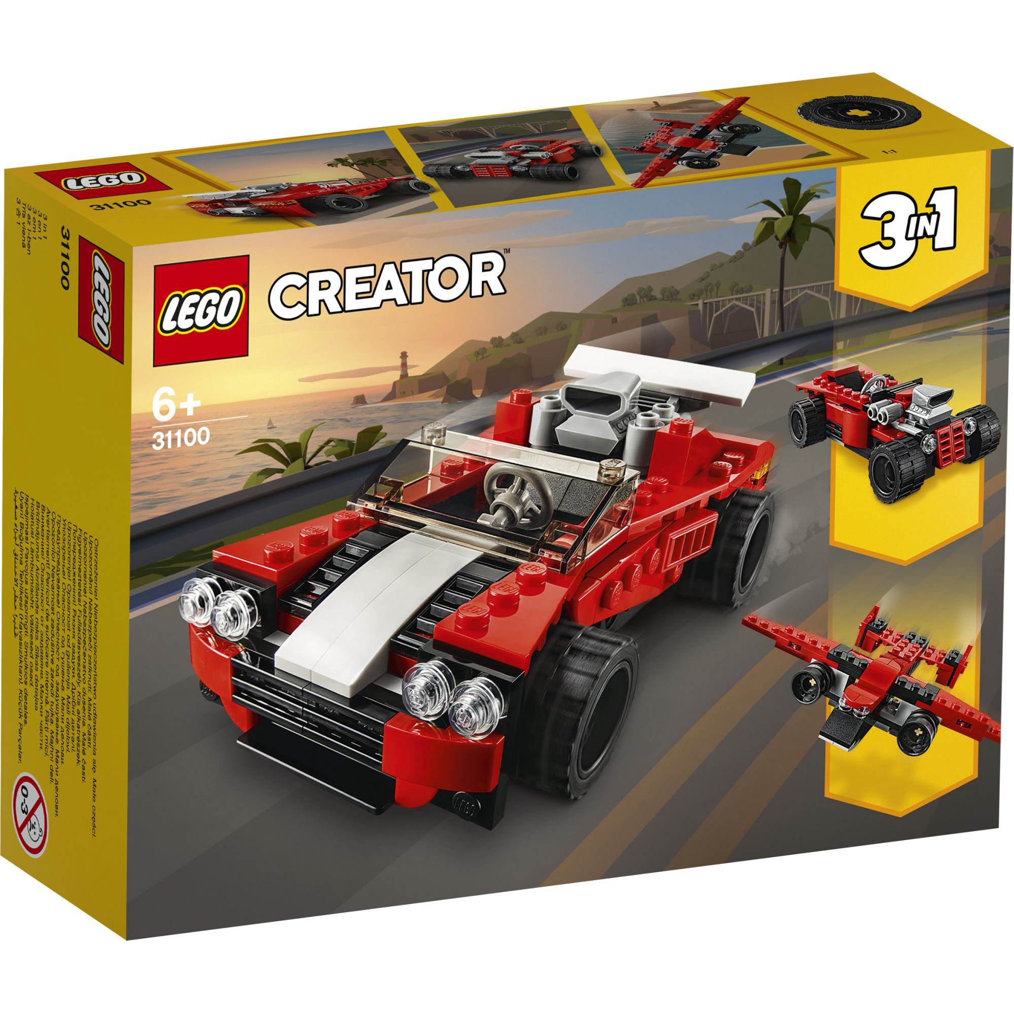 LEGO Creator Auto sportiva - 31100 LEGO CREATOR