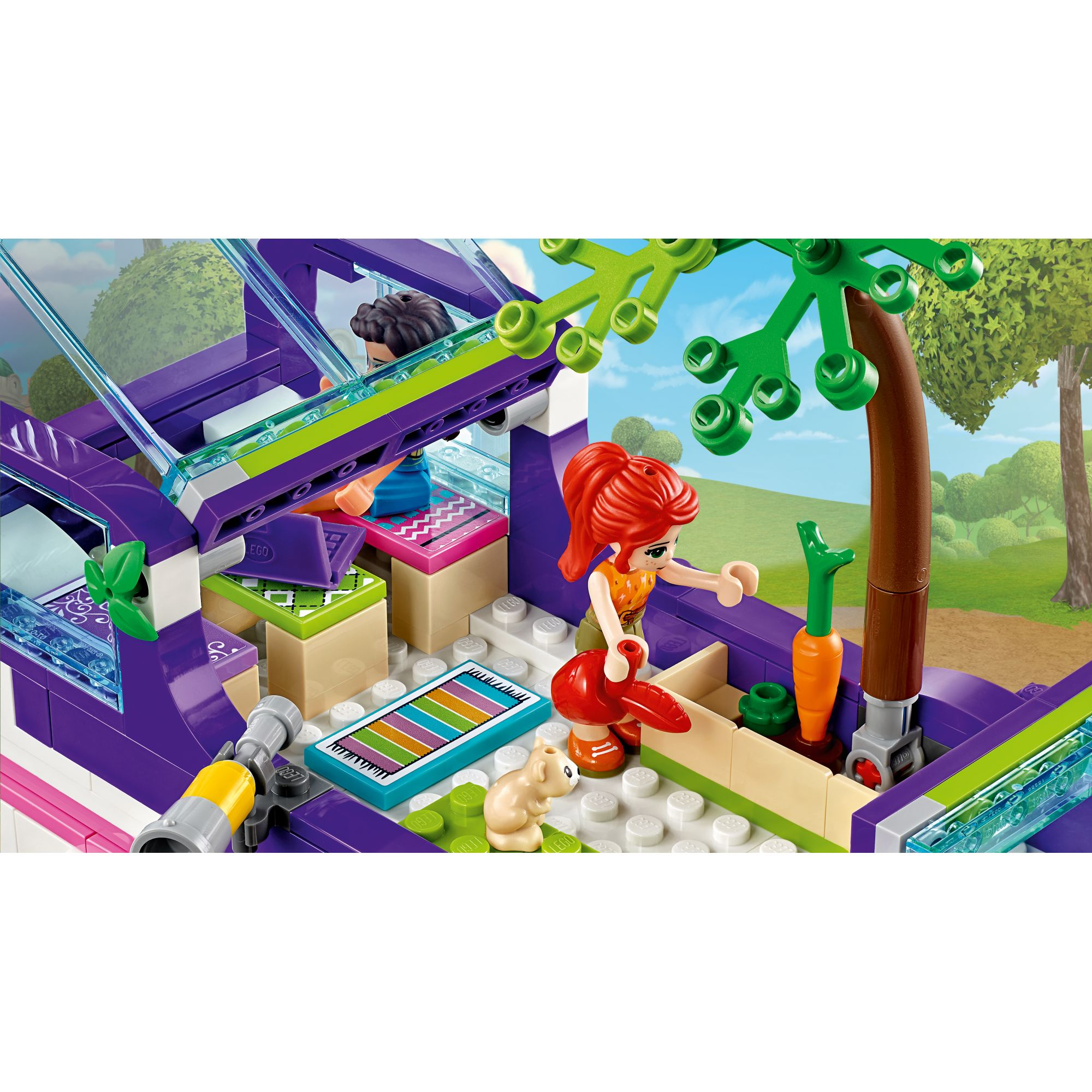 LEGO Friends Il bus dell'amicizia - 41395    LEGO FRIENDS