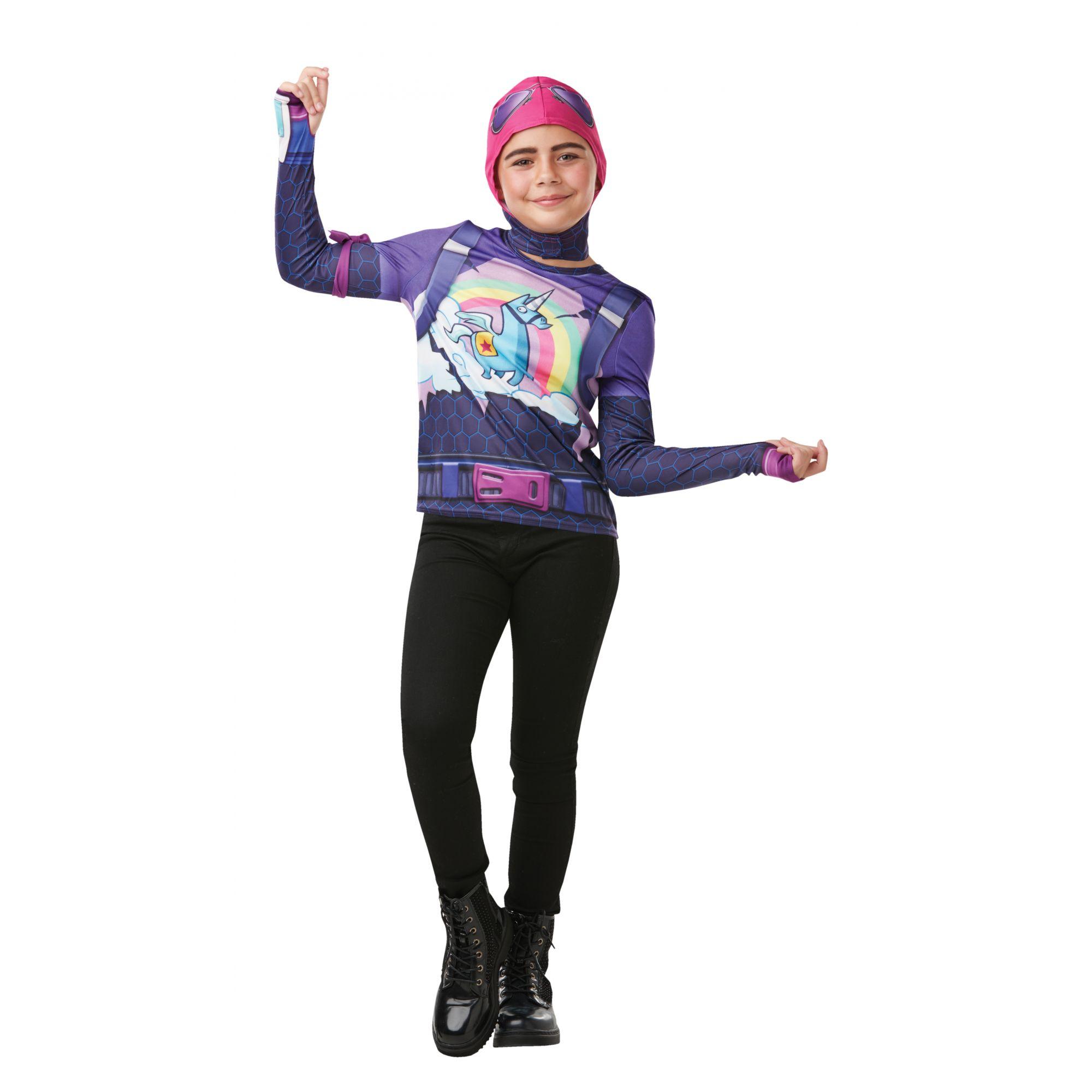 Costume Fortnite Brite Bomber ragazza 13/14 anni