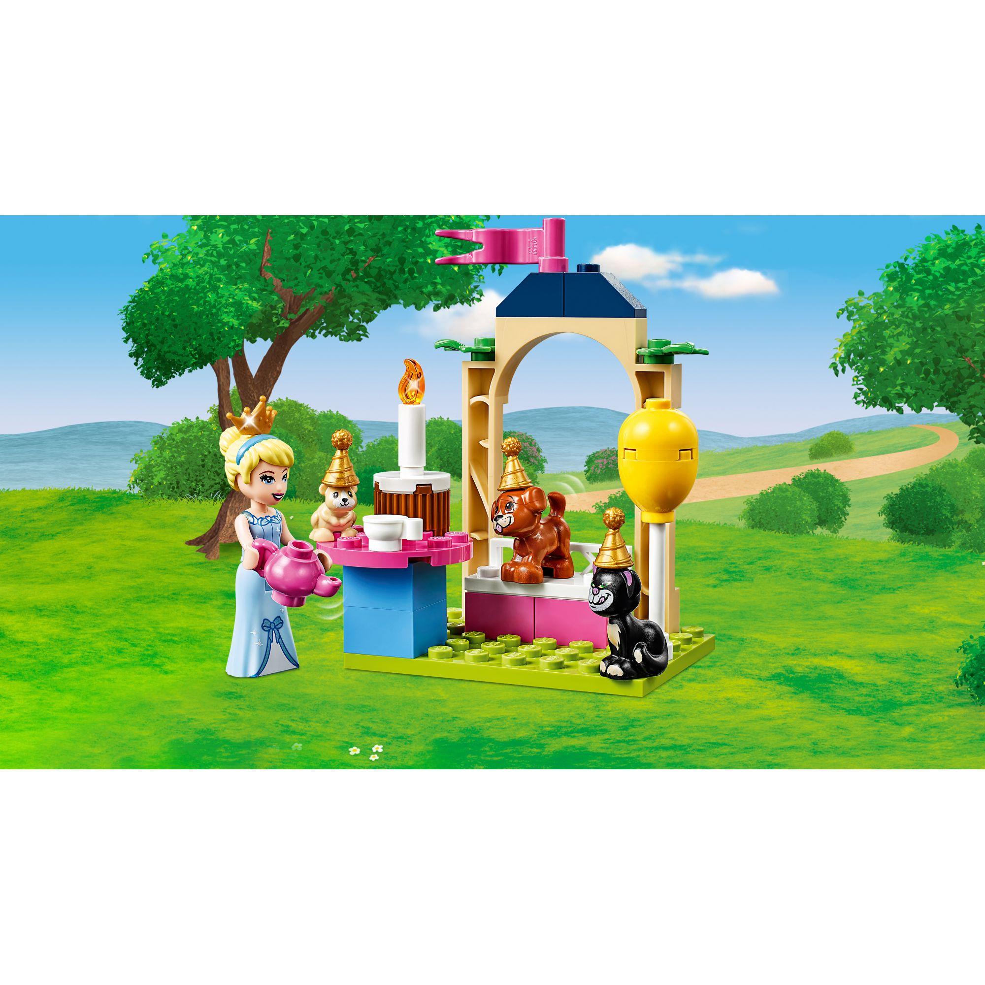 LEGO Disney Princess La festa al castello di Cenerentola - 43178