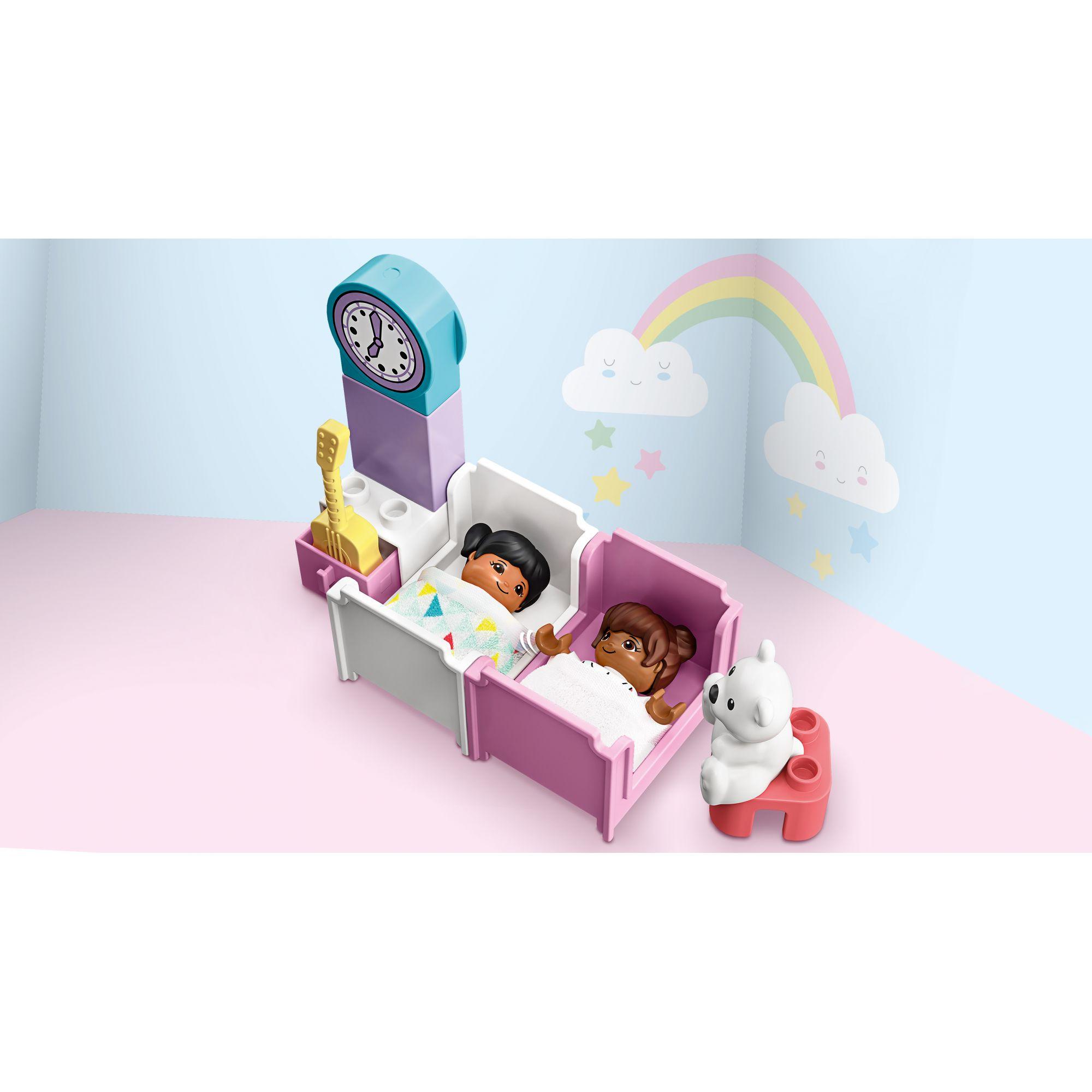 LEGO DUPLO   LEGO DUPLO Camera da letto - 10926