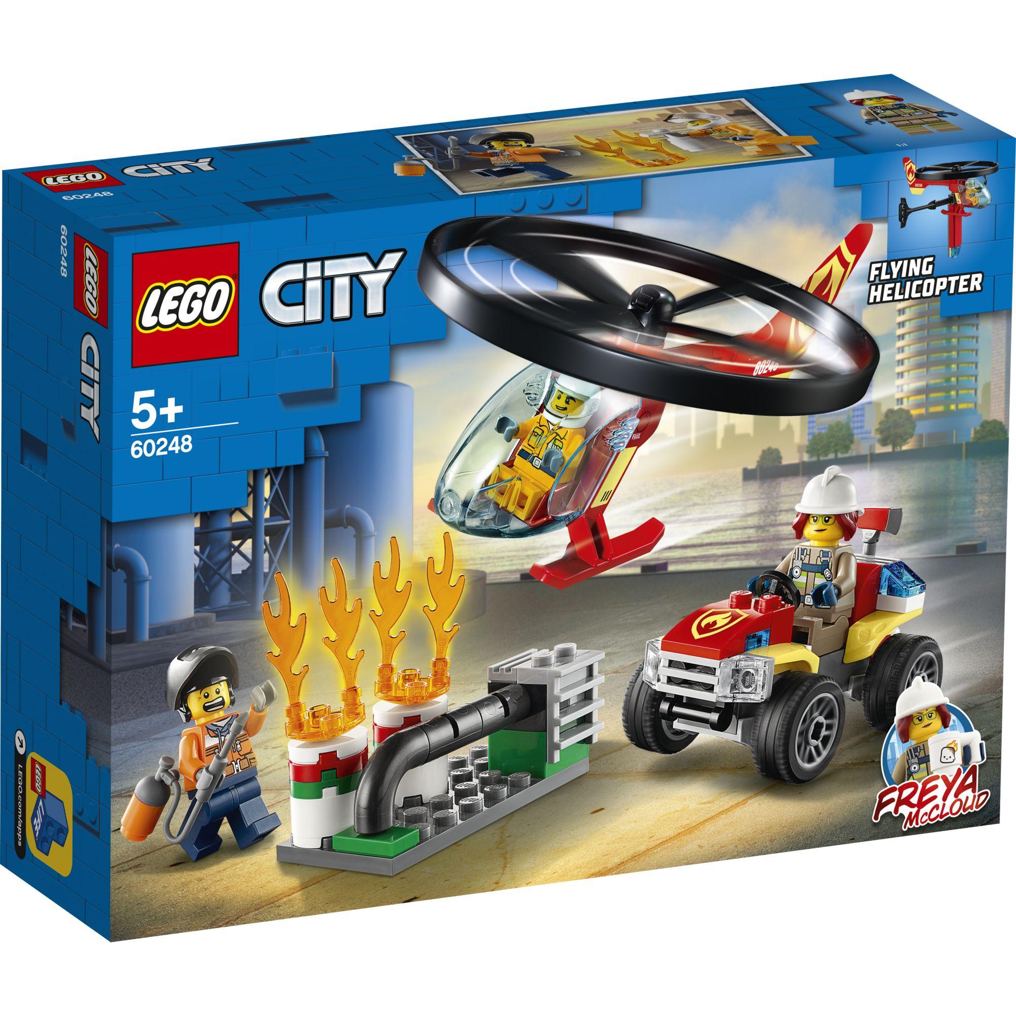 LEGO City Elicottero dei pompieri - 60248 LEGO CITY