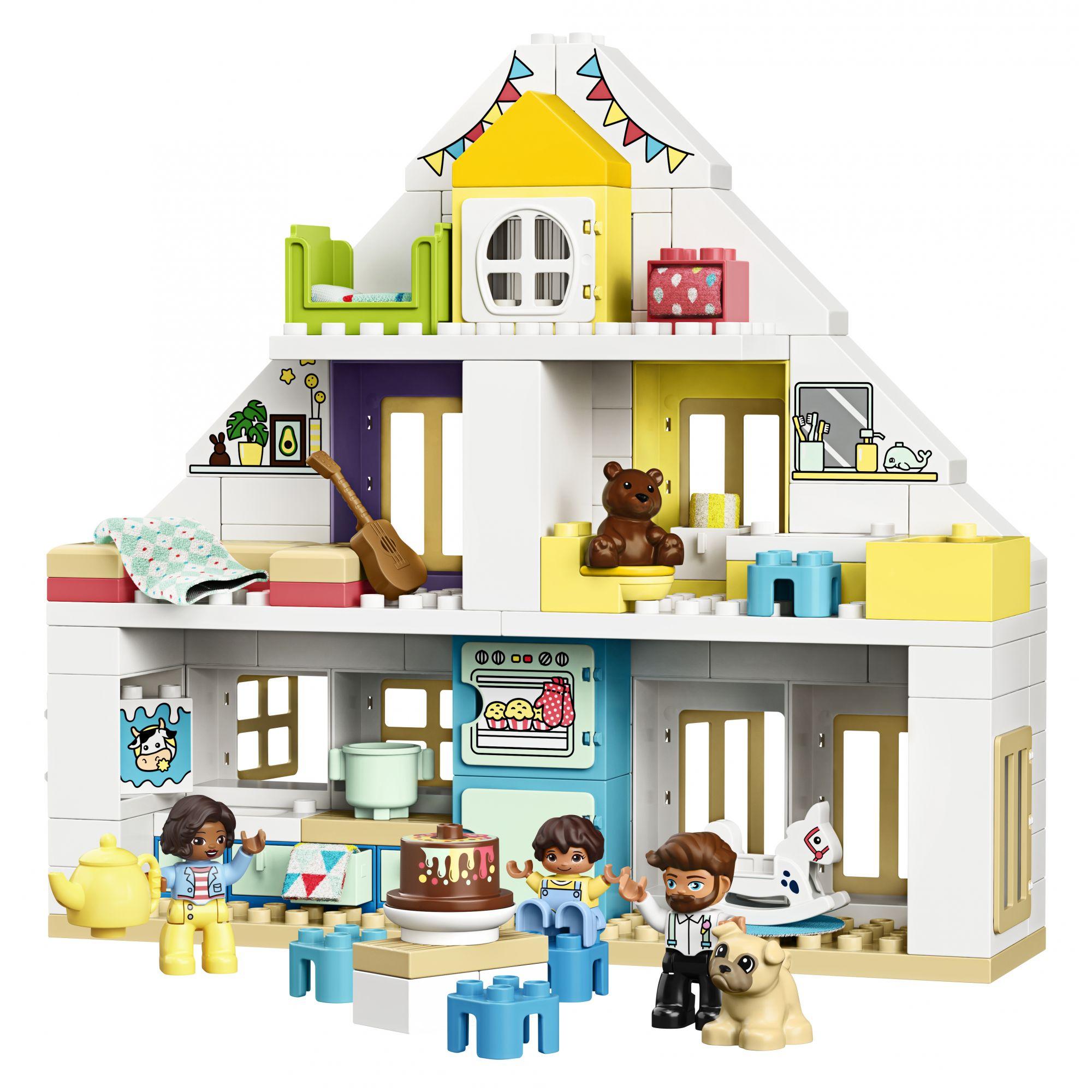 LEGO DUPLO Casa da gioco modulare - 10929    LEGO DUPLO
